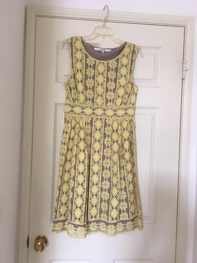 Studio M by Max Studio Lace dress size M