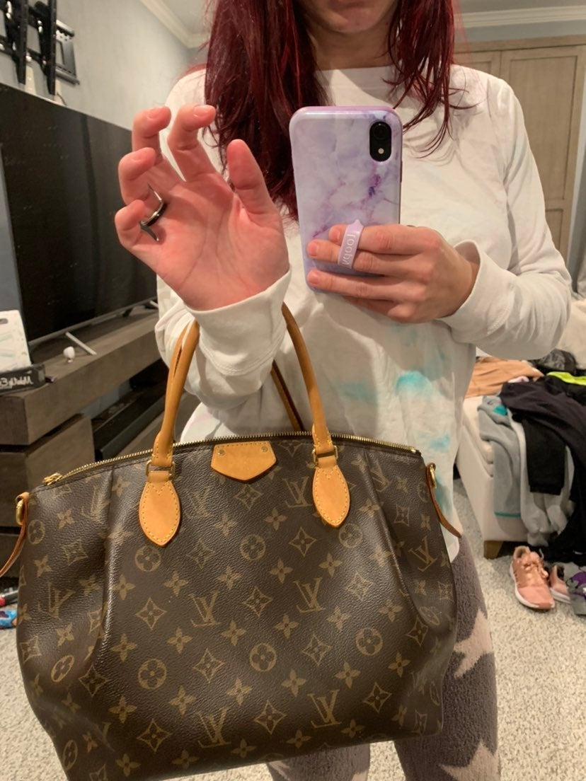 Louis Vuitton Turenne Monogram MM