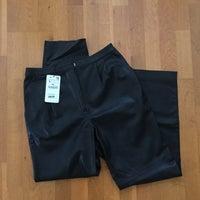 4644ab2e [SALE] NWT ZARA Leather Pants