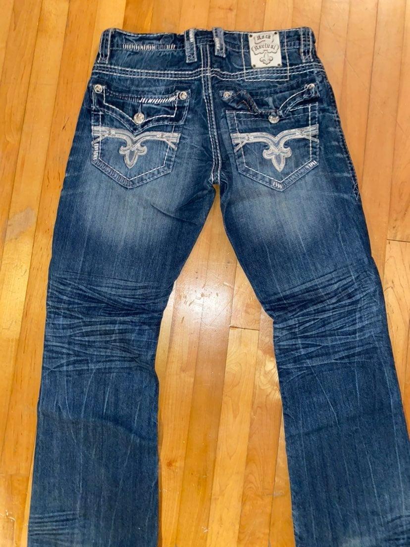 Rock Revival jeans men