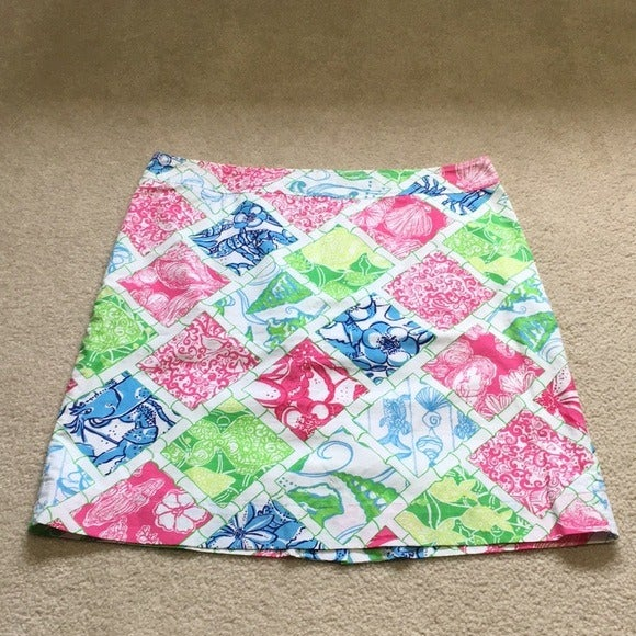 RARE Lilly Pulitzer Jubilee Charity Sz14