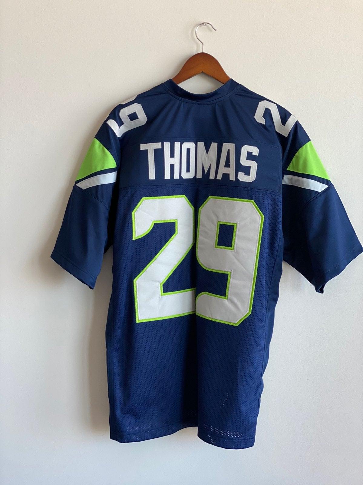 Earl Thomas Seahawks Jersey Sz L