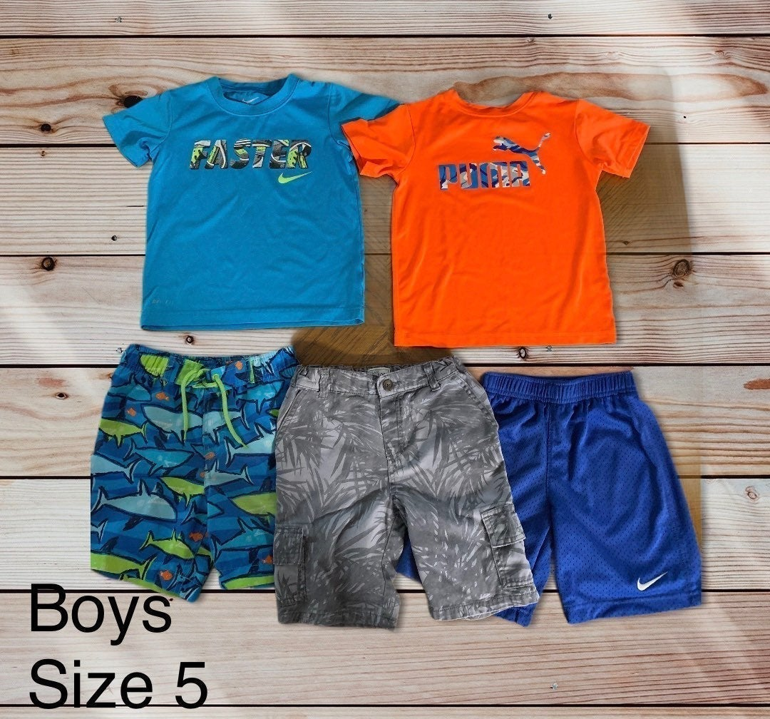 Boys Clothing Lot (Size 5) $20 obo