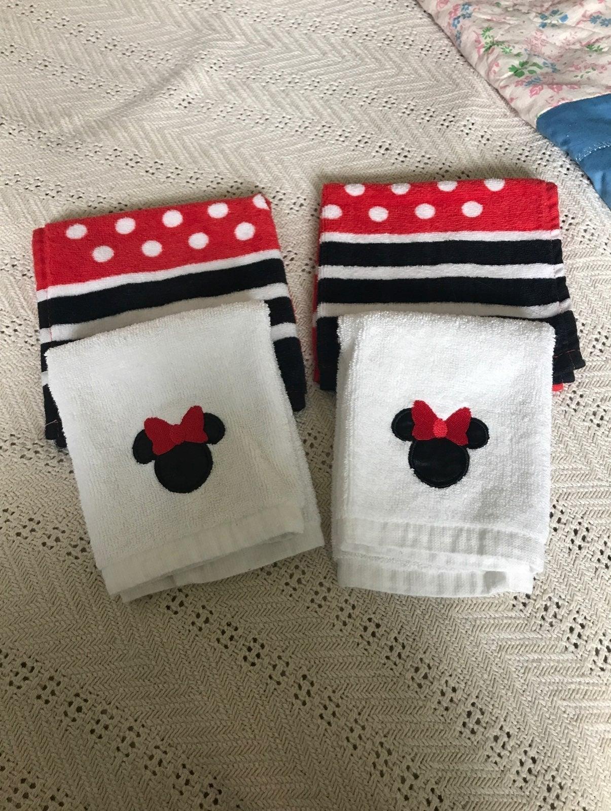 Disney Washcloths