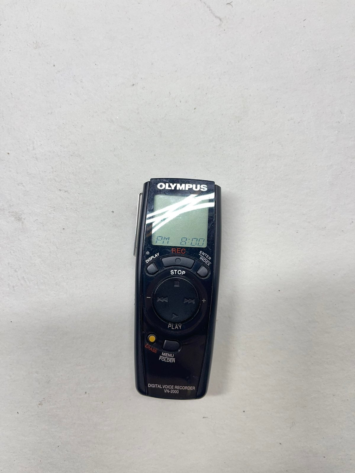 Olympus VN-2000 Black Handheld Digital V