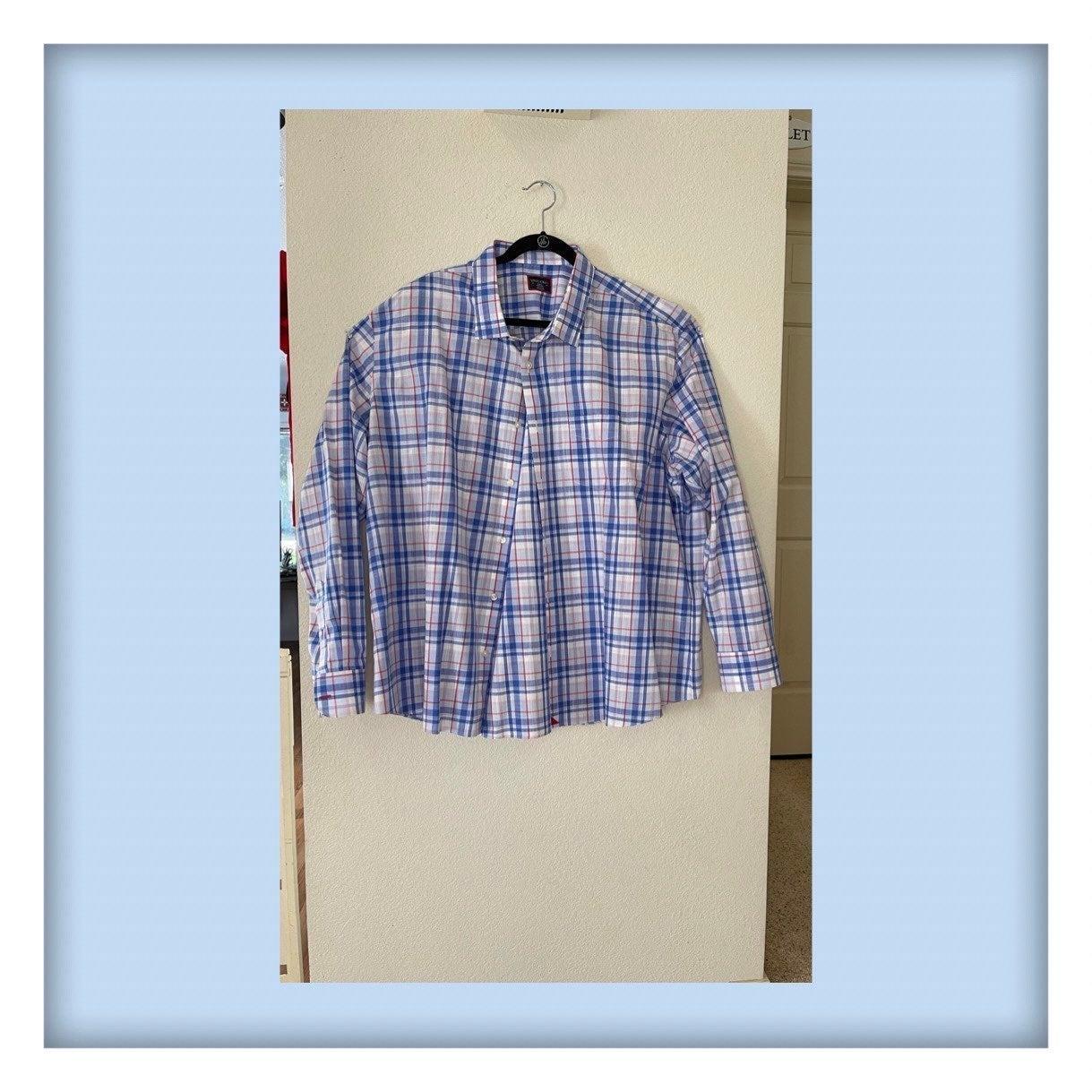 Men's Cotton Shirt by Untuckit
