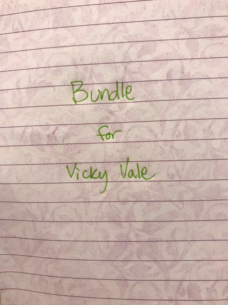 Bundle for Vicky Vale