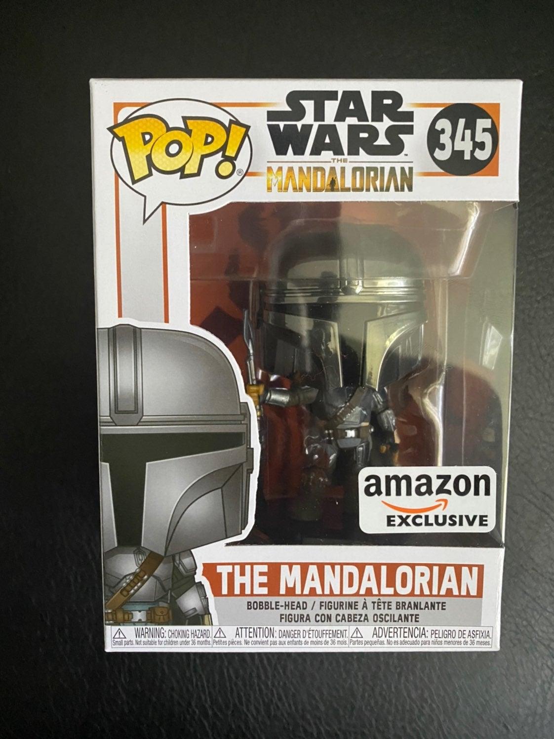 Funko Pop! Star Wars Mandalorian Amazon