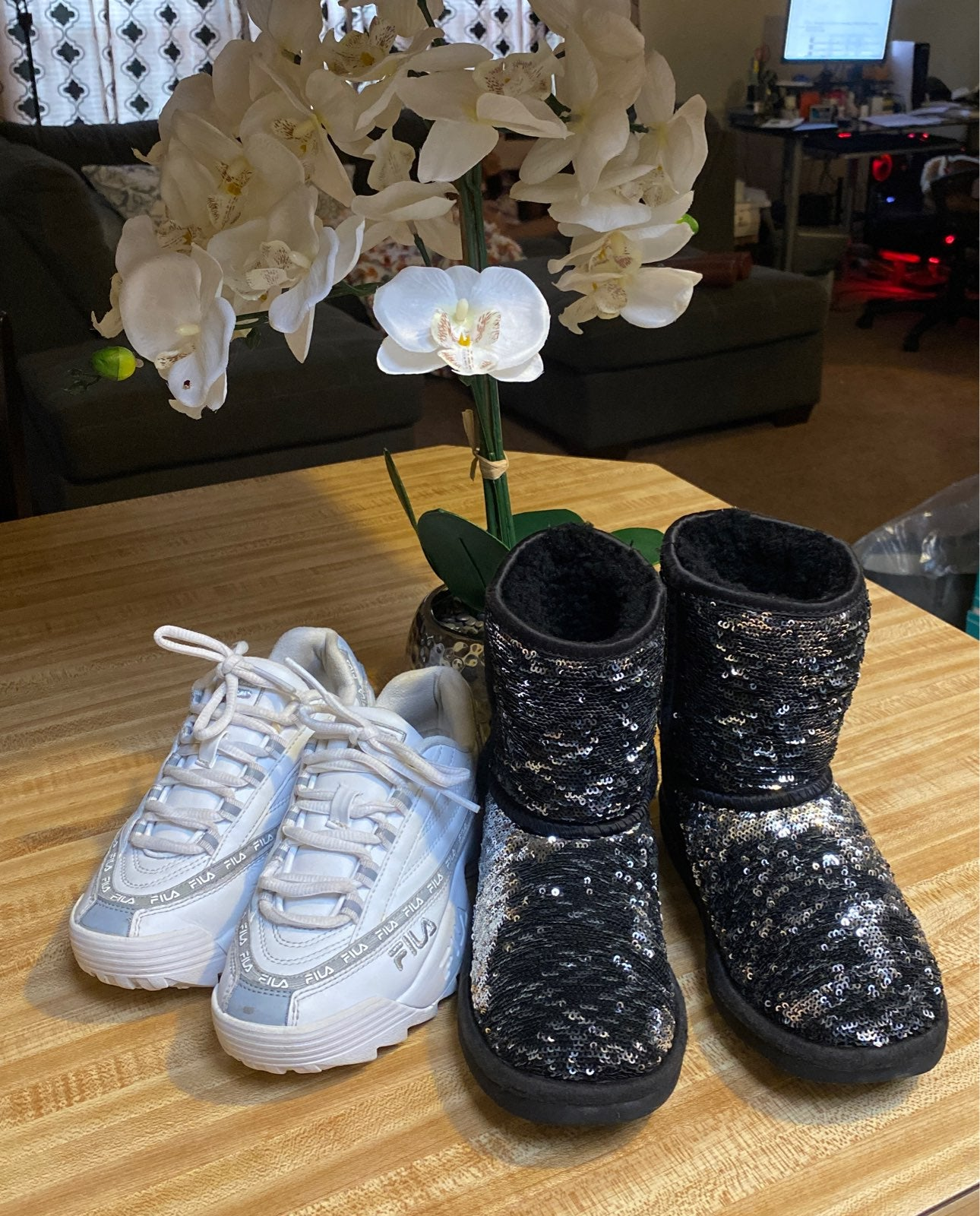Ugg boot and shoes bundle size 2
