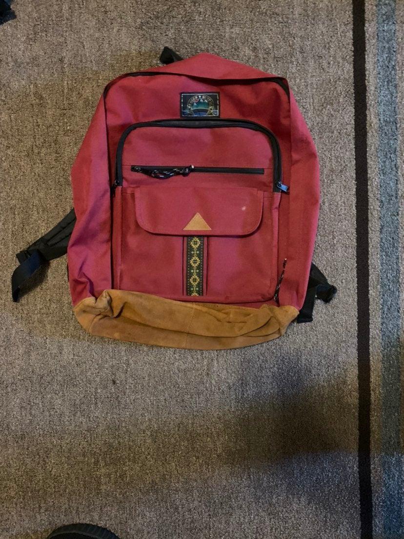 Rugged Outpack Backpack
