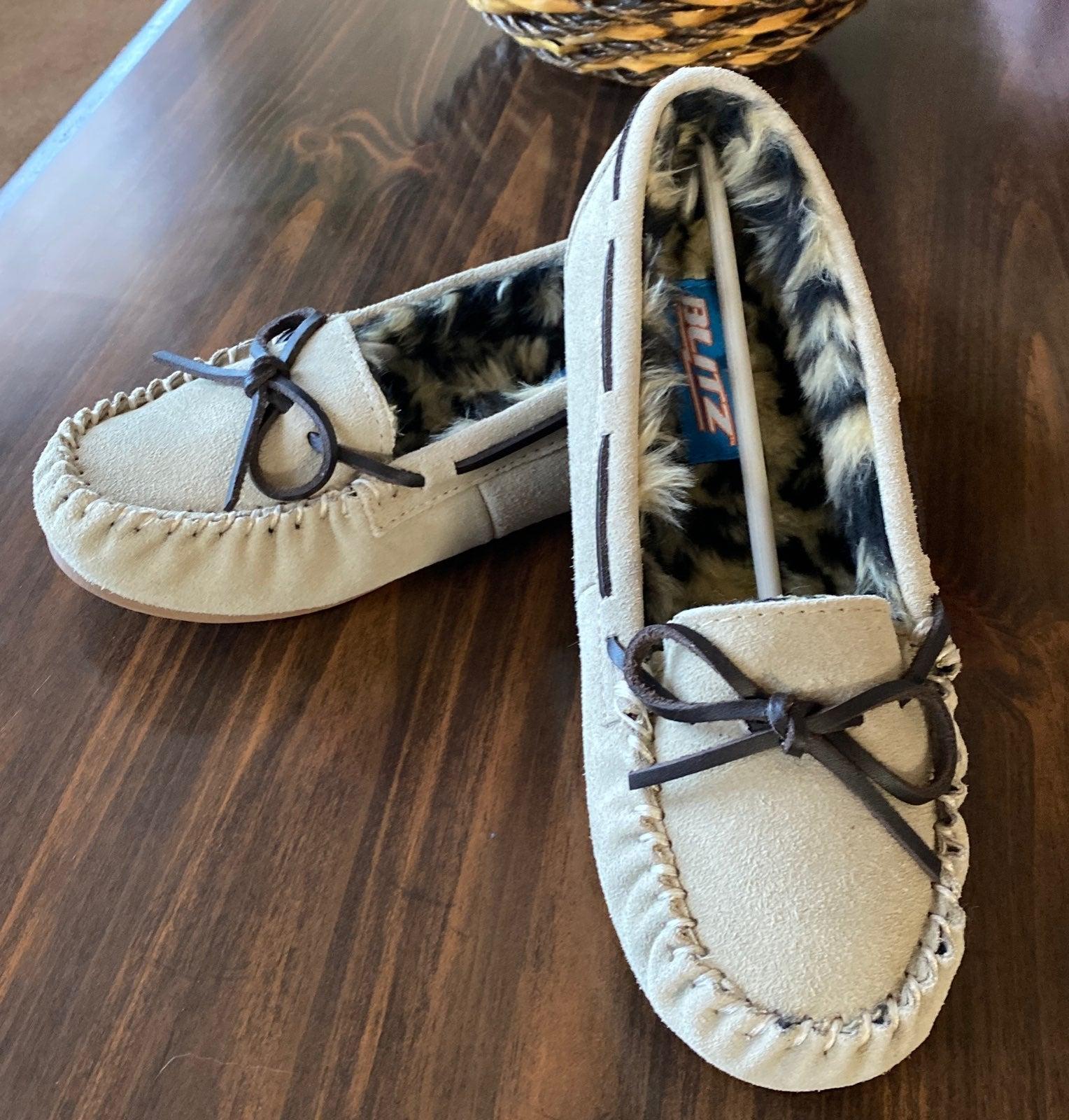 Blitz Slippers