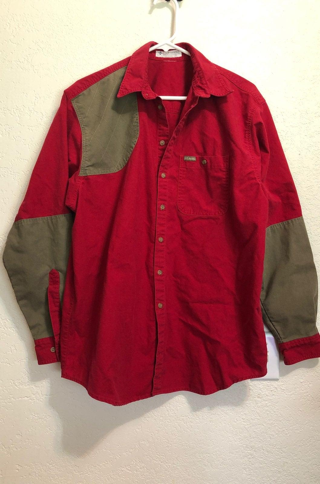 Columbia Padded Hunting Shirt