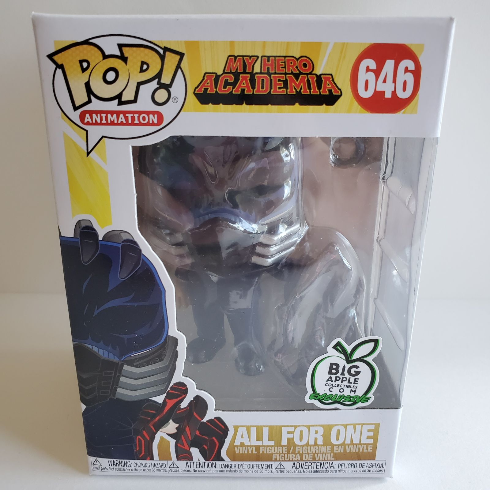 POP! My Hero Academia All For One EXCL