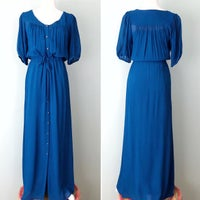 beb698e7c71 Anthropologie Maxi Dress Size 6 EUC