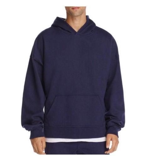 New The Narrows Men's Navy Blue Hoodie