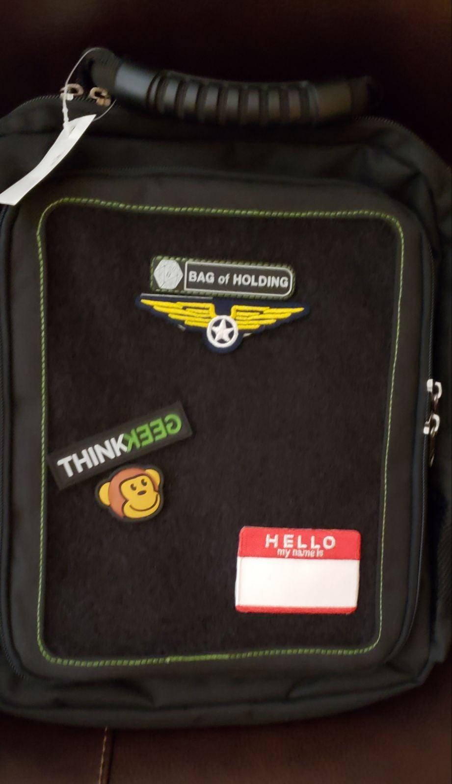 ThinkGeek Bag of Holding