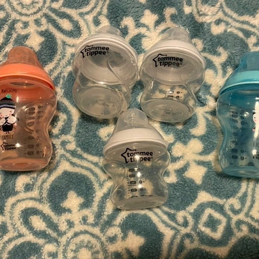 tommee tippee bottles NEW