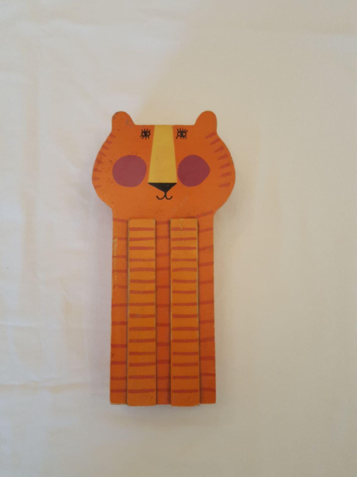 Tiger wood box