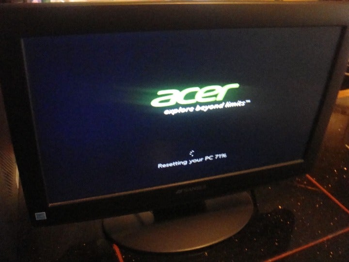 """SANSUI 19"""" TV MONITOR GREAT COND GAME PC"""