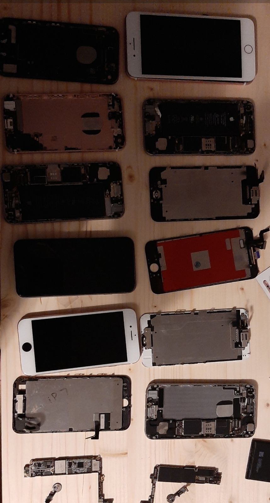 iPhone Part or Repair Lot
