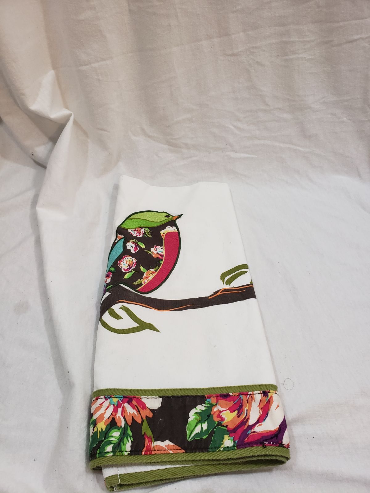 Vera Bradley Tee Towel English Rose