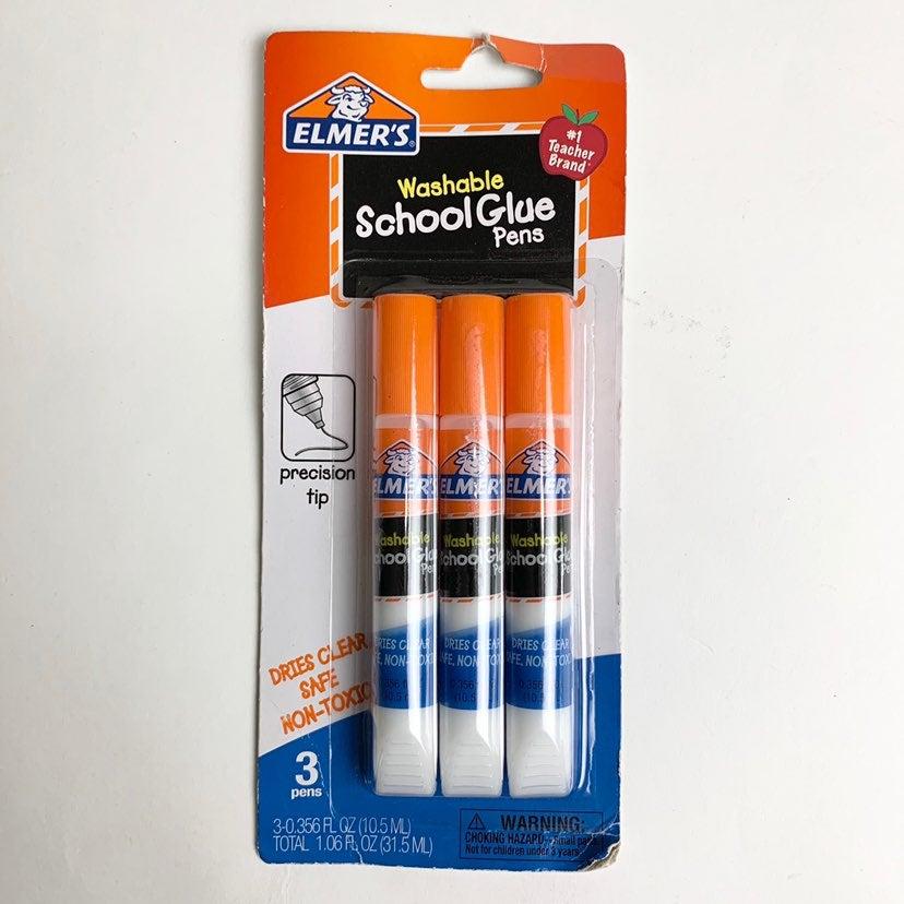 Elmers Glue Pens 3Pk