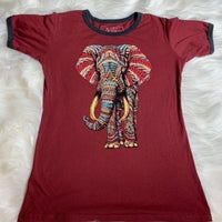 3a1eabd2 Riot Society Elephant Shirt Size Small