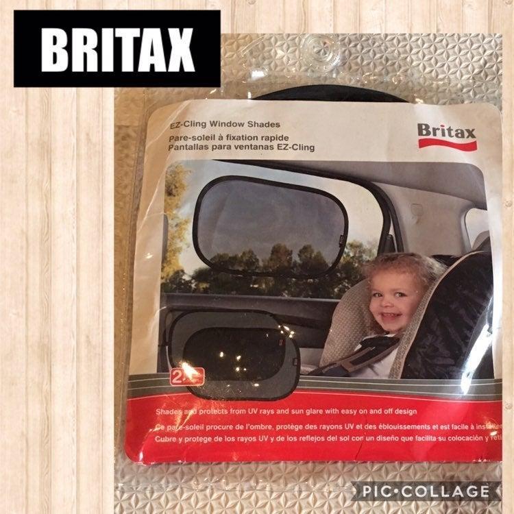 NEW BRITAX EZ Cling Window Shade 1 Piec