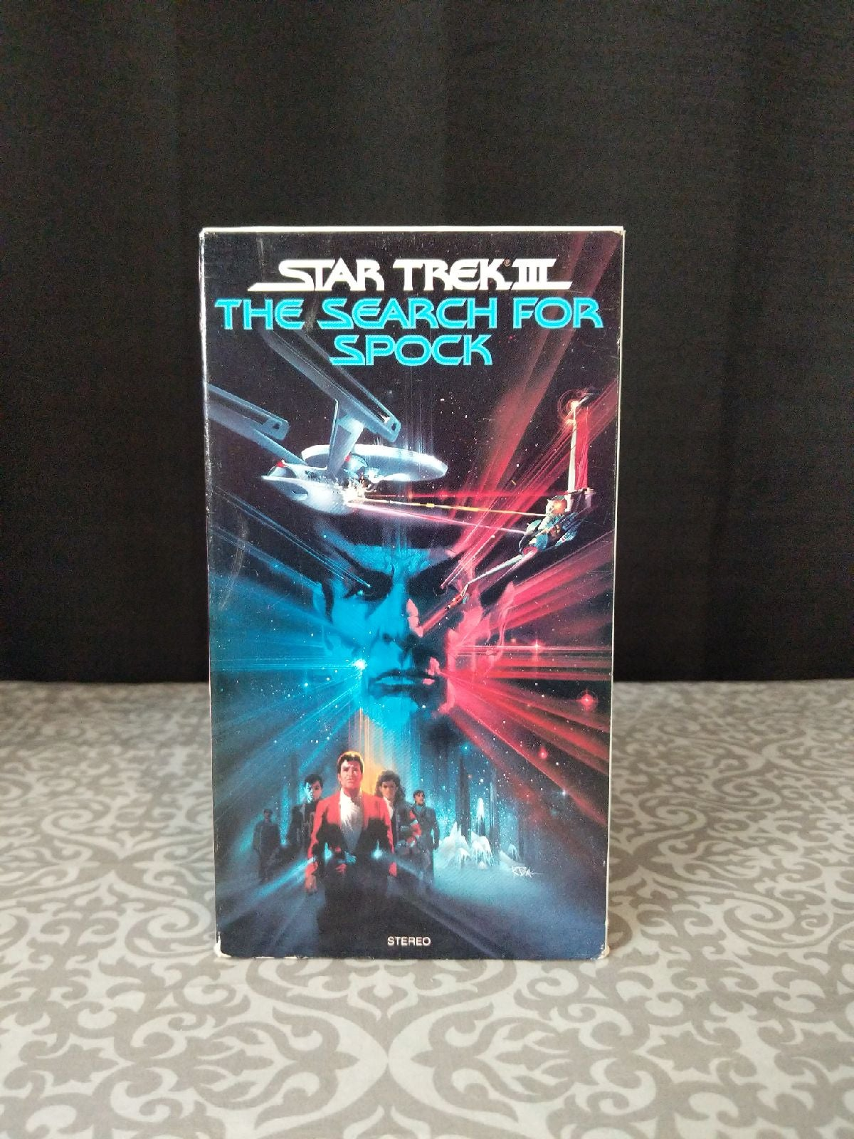 Star Trek III: The Search for Spock VHS