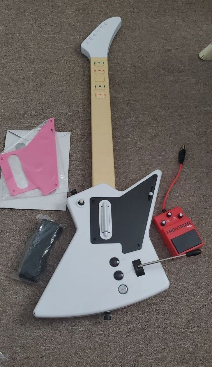 NYKO FRONTMAN PS3 GUITAR PARTS
