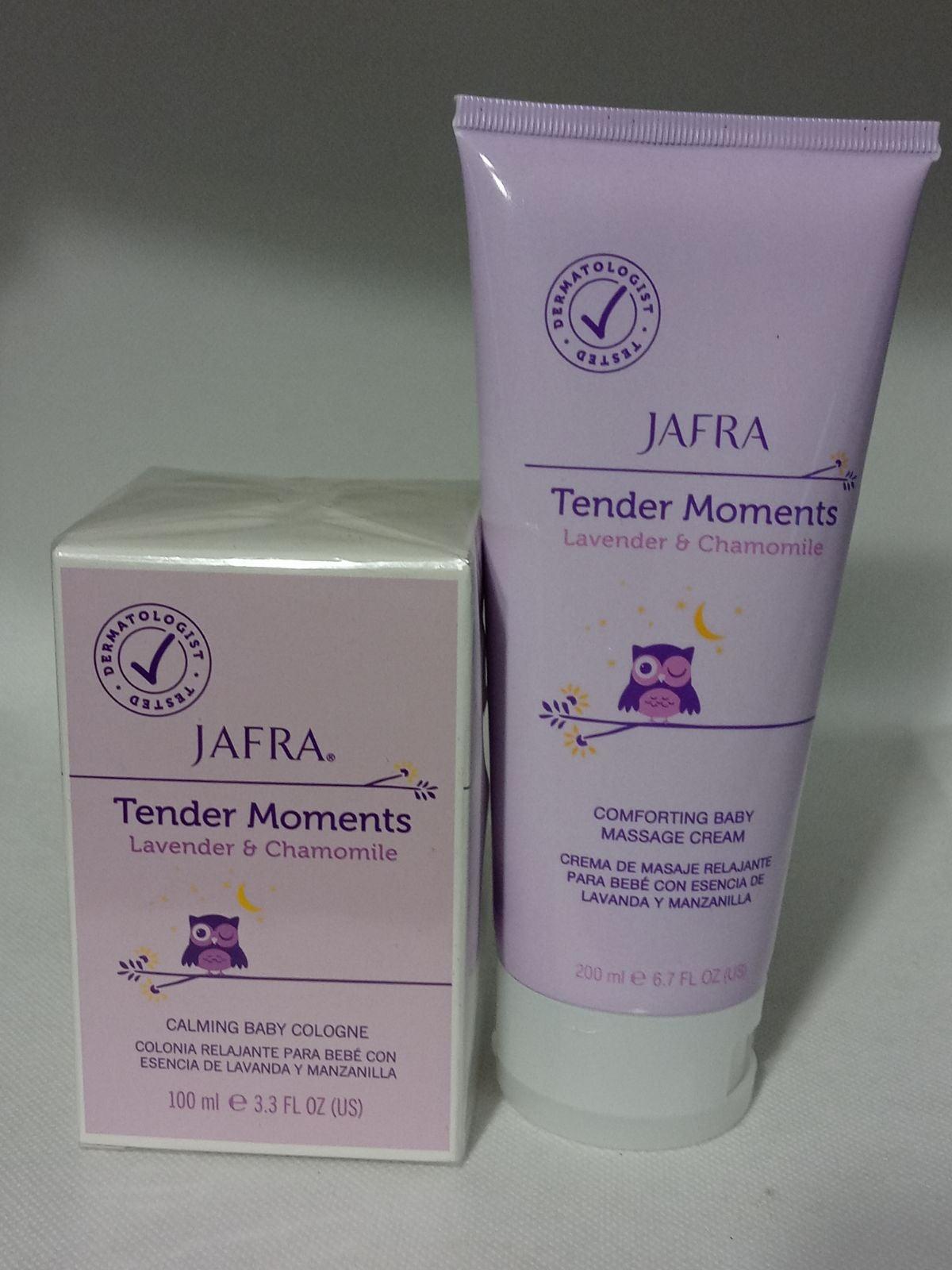 2pc set Tender moments- Jafra
