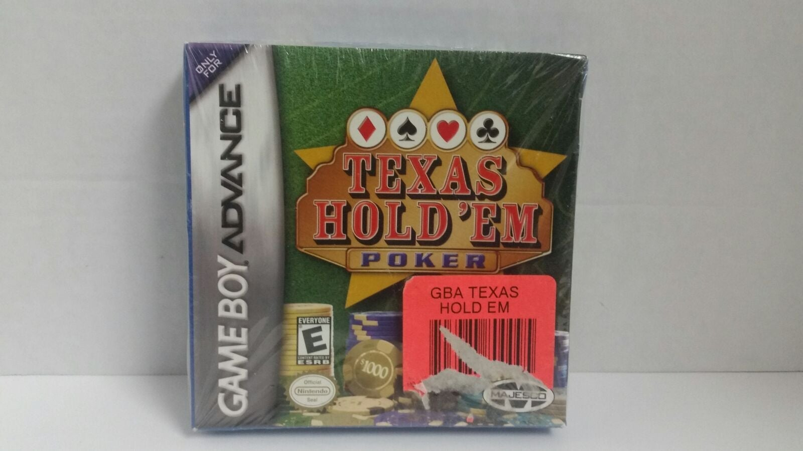 Brand New Texas Hold'em Poker