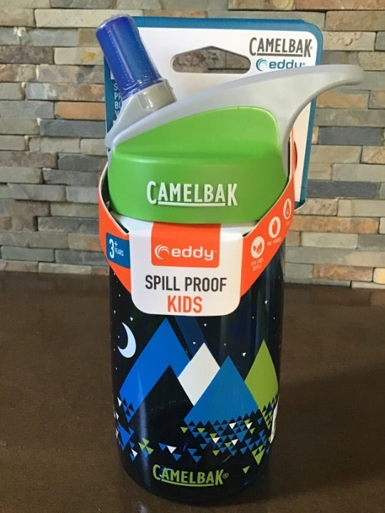 CamelBak 12oz Eddy Spill Proof Sip Cup