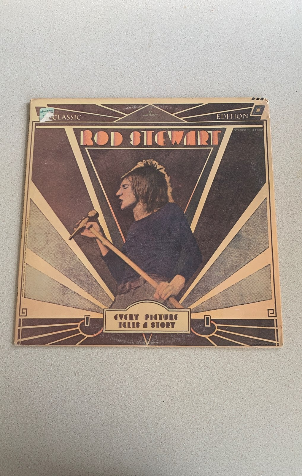 Rod Stewart **Every Picture Tells a Stor