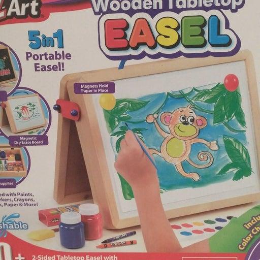 Cra-z-Art Wooden Easel