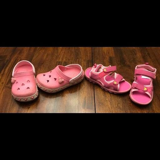 Disney Crocs And Sandals