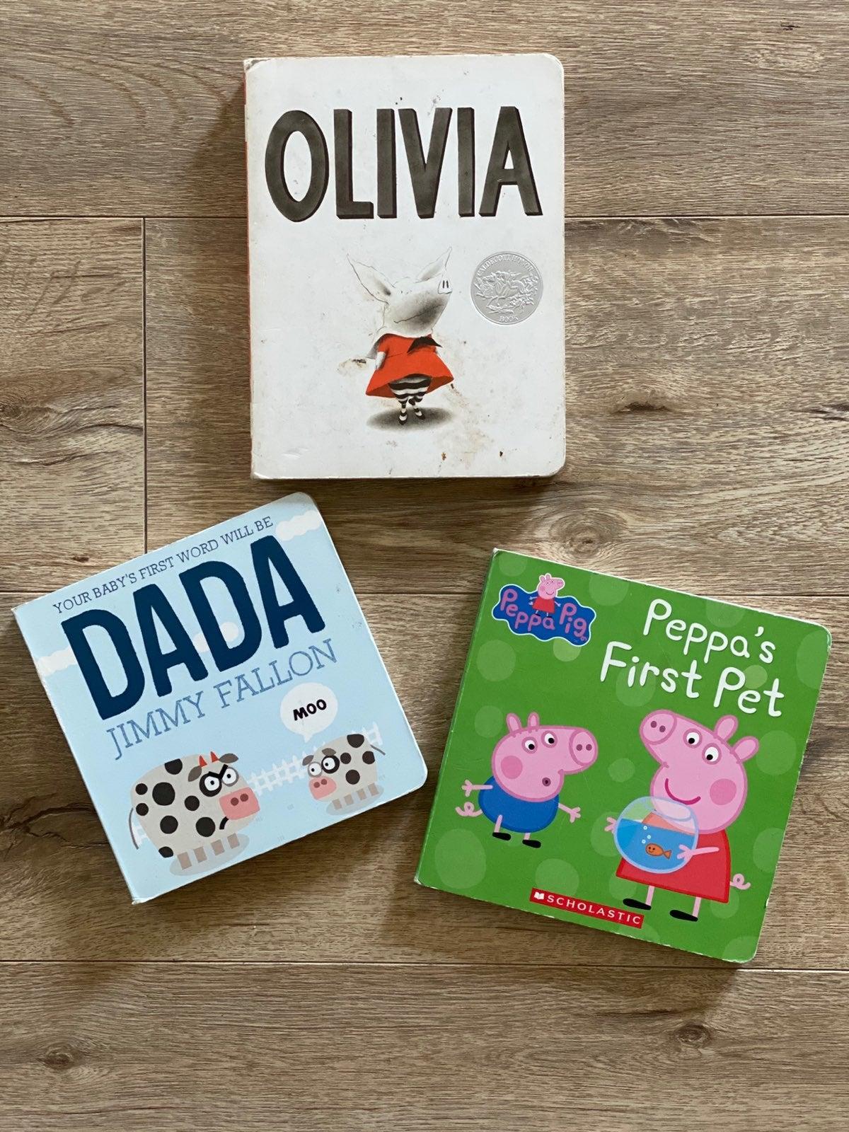 PRE LOVED KIDS BOOKS