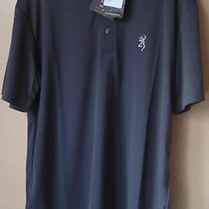 Men's Browning Professional Polo Size Sm