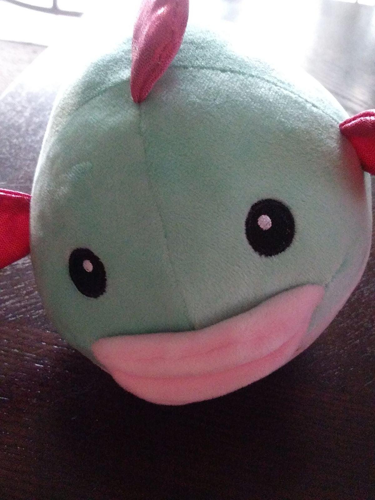 Dan Dee Plush Fish With Big Lips
