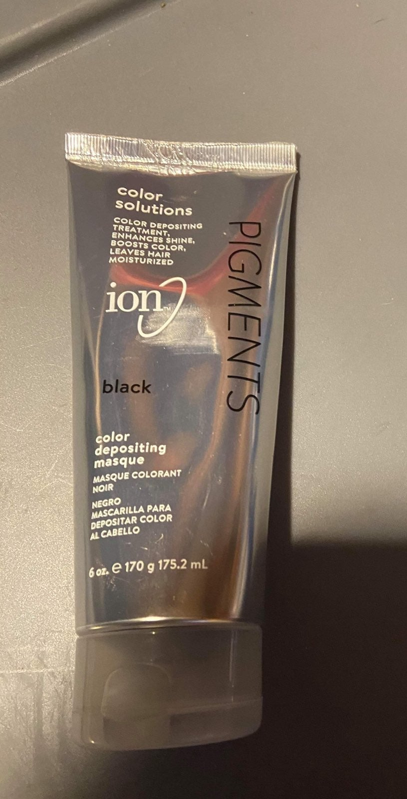 ION Pigments Black Masque