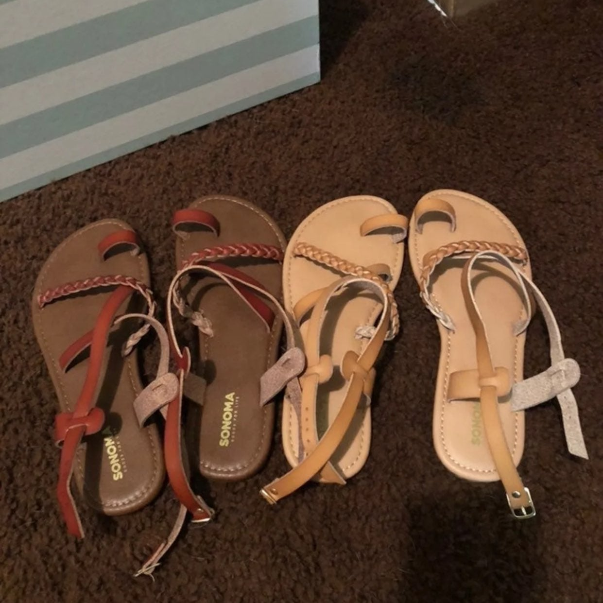 Sandal Bundle