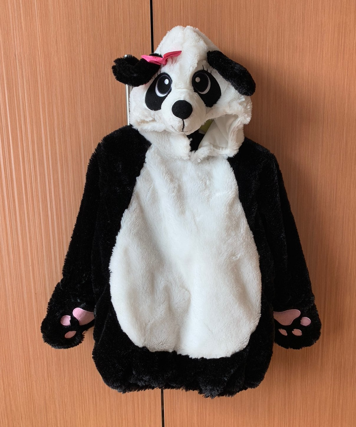 Kids Girl Panda Halloween Costume 12-18M