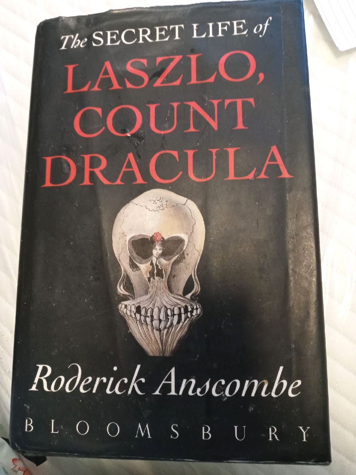 The Secret life of Laszlo Count Dracula
