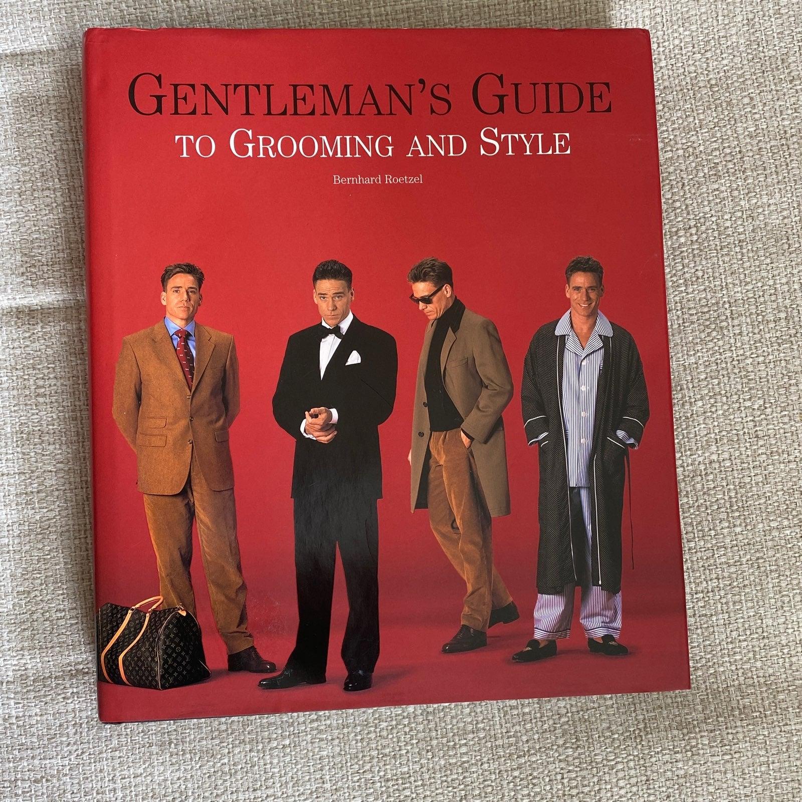 Gentleman's Guide book
