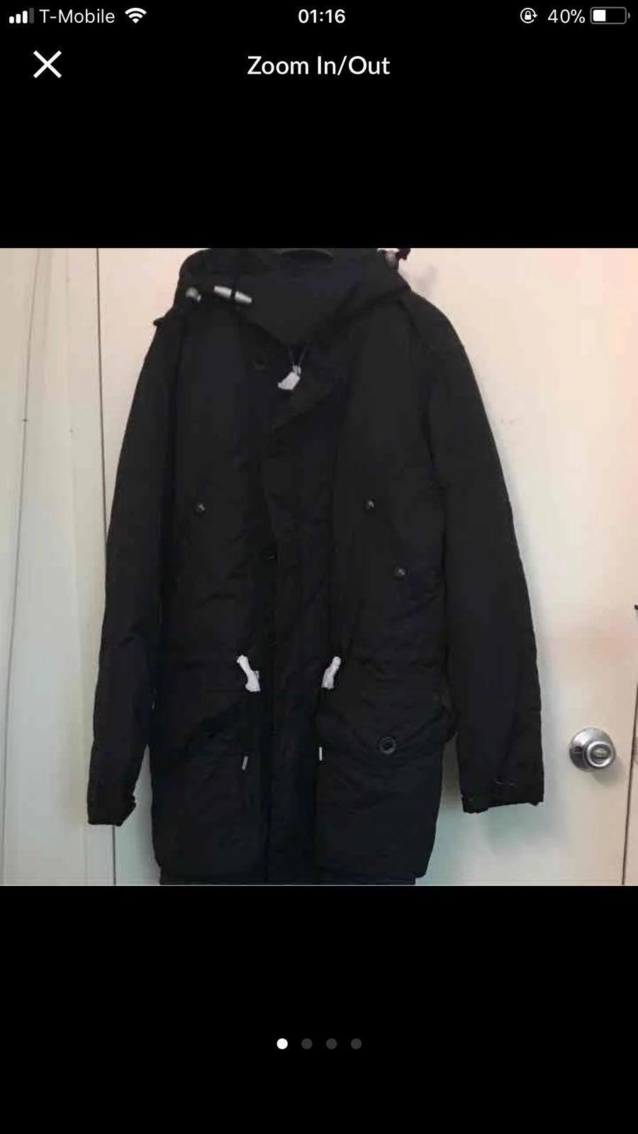 Ralph Lauren Men's Down Jacket