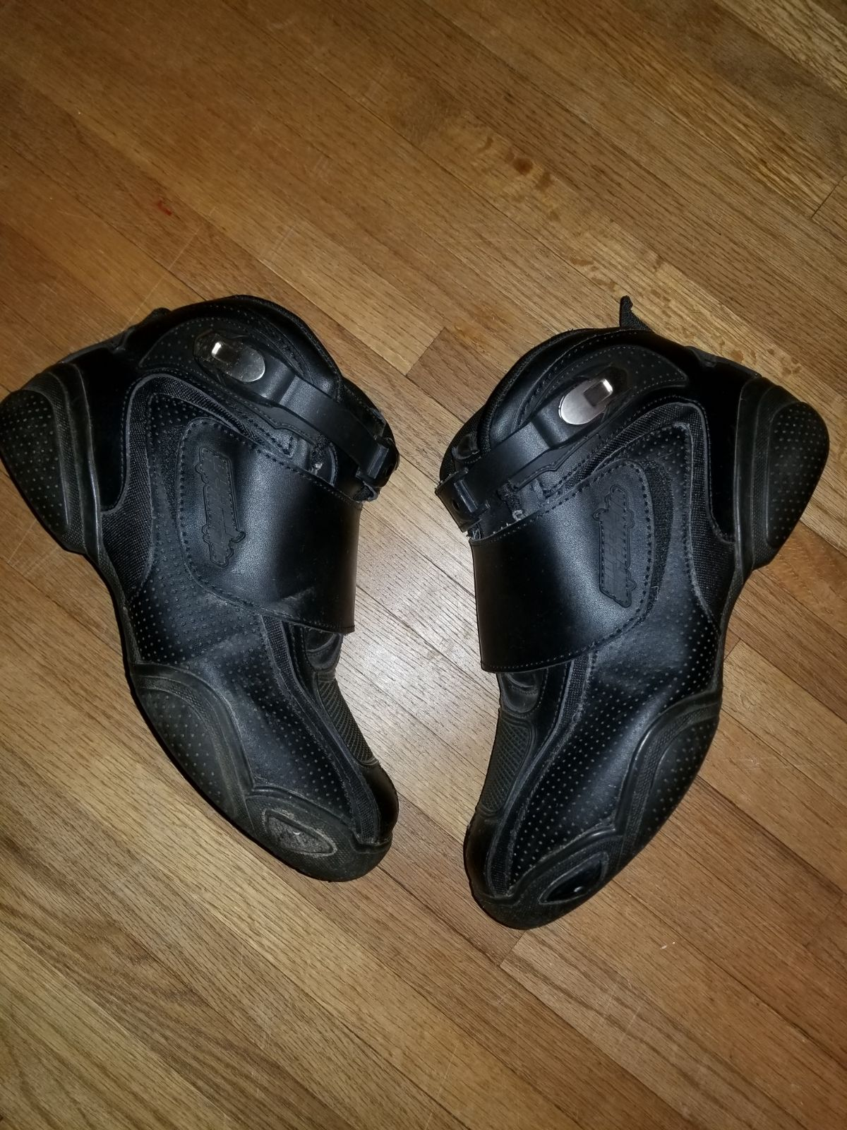 Speed Strength Motorcycle Boots