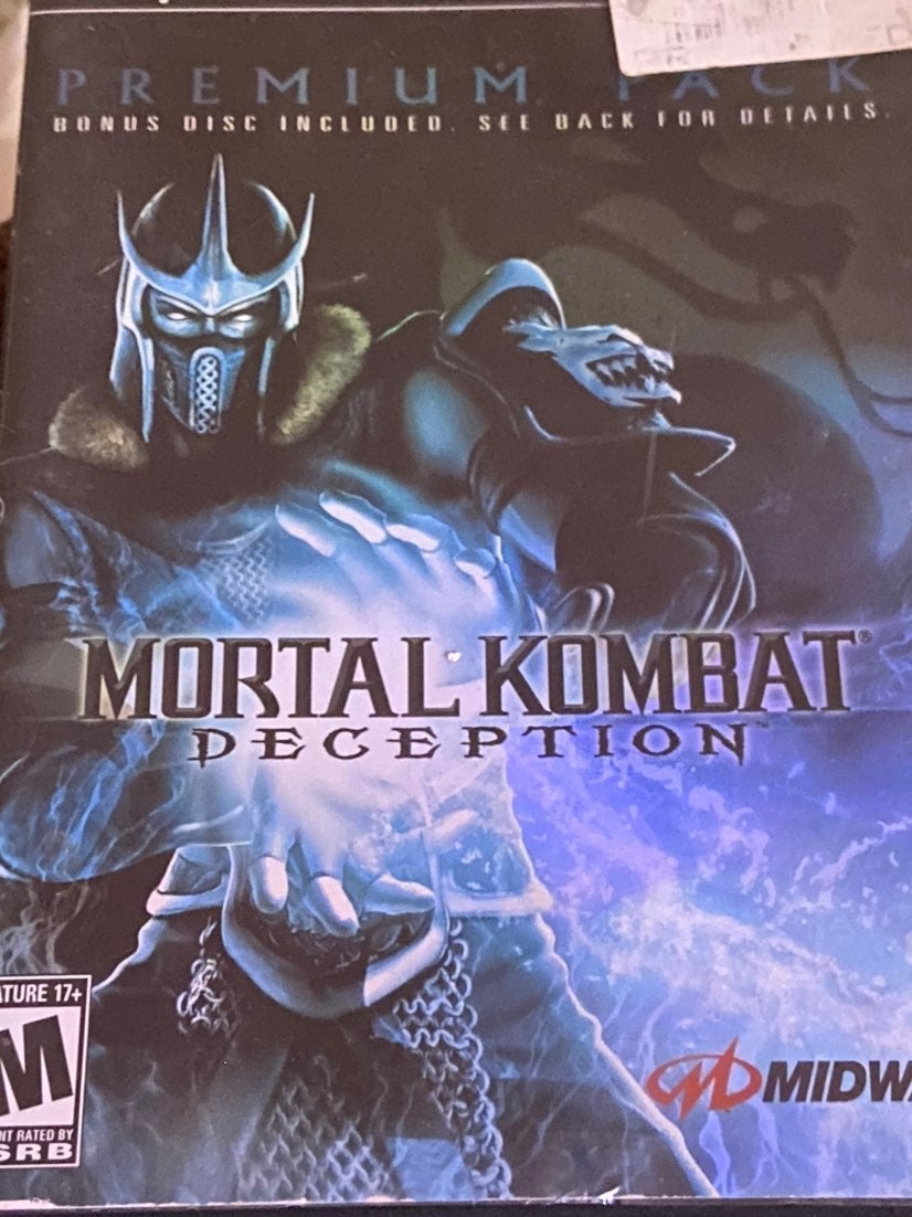 Mortal Kombat *Read Description*