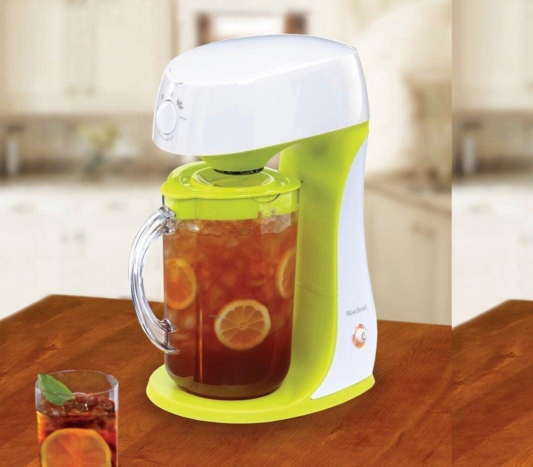 West Bend electric iced tea maker