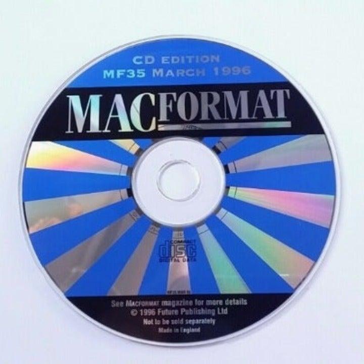 Classic Mac Shareware March 1996