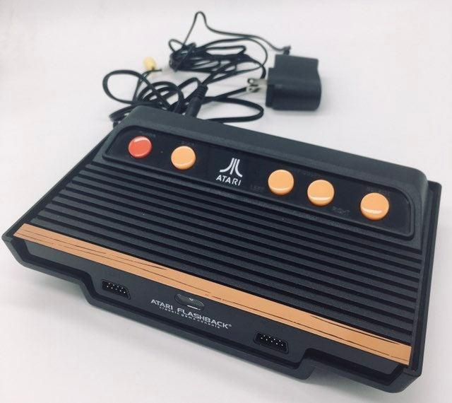 Vintage Atari Flashback Game Console